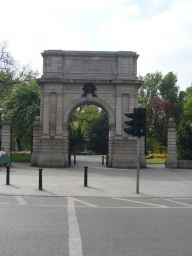 St. Stephens Green Park