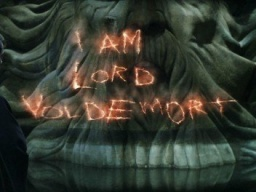 I AM LORD VOLDEMORT