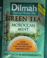 Dilmah - Green Tea Moroccan Mint - new(cutted)