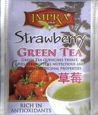 Impra - Strawberry Green Tea