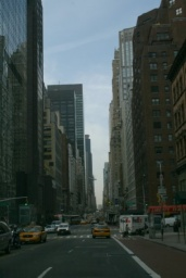 Vysoké domy Manhattanu.<br />_________<br />High buildings of Manhattan.