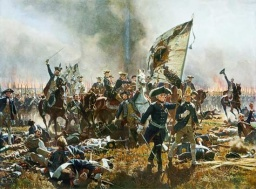 Friedrich at tha battle of Zondorf.jpg