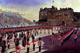 2nd battalion Scots Guards at Edinburgh-D.Rowlands.jpg