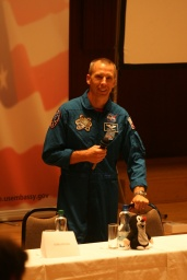 STS 134 - Andrew Feustel