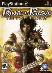 Prince Of Persia -The Two Thrones - obrázek
