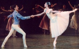 Paquita-Jose Martinez and Marie-Agnes Gillot.jpg