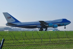29000 AIR FORCE ONE B747