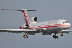 101 TU154M REPUBLIC OF POLAND