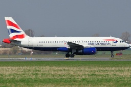 G-EUUH Airbus A320-232 British Airways.