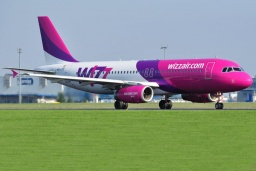 HA-LPD Airbus A320-233 - Wizz Air