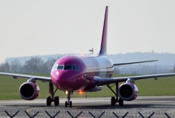 HA-LPU  A320-232 WIZZAIR