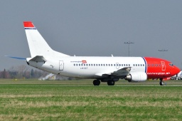 LN-KKT B737 Norwegian Air Shuttle