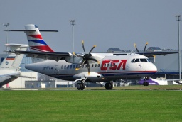 OK-KFO ATR 42-500 Air Contractors