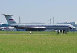 RA-86572 Ilyushin Il-62M  Russia Air Force