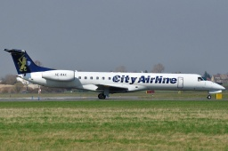 SE-RAC Embraer ERJ-145LR   City Airline