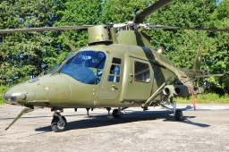 H-39 Agusta A109BA Belgian Air Force