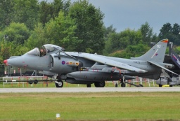 ZG472- CN P62 Harrier GR.9A United Kingdom - Royal Air Force RAF