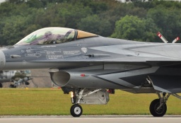 FA-134 F-16 Falcon Belgium Air Force General Dynamics