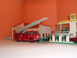 No K 15 a, Merryweather Fire Engine, 1964