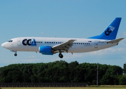 B737-36M CENTRAL CHARTER AIRLINES SLOVAKIA
