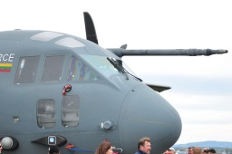 08 C-27J Spartan  Lithuanian Air Force