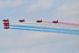 XX2 Red Arrows Hawk T1  Royal Air Force