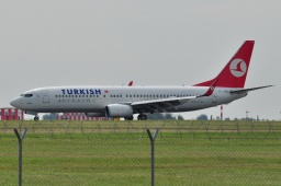 TC-JFO  B737-800 Turkish Airlines