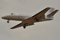 OK-SLS Silesia Air Cessna 560 Citation V