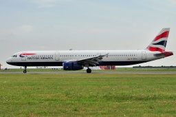 G-EUXI  British Airways  A321-231