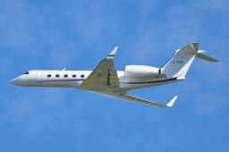 G-TFKR  Gulfstream 550sp  Tag Aviation