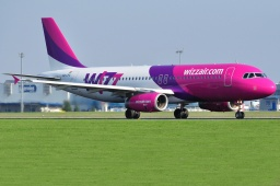 HA-LPD A320-232  Wizz Air