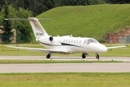 OE-GHG Cessna 525B Private