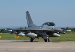 SABCA F-16BM Fighting Falcon ET-613 (Danish Air Force)