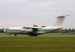 Iljušin Il-76TD 7T-WID (Algerian Air Force)