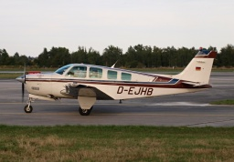 Beech A-36 Bonanza D-EJHB (Private)