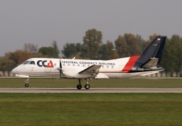 Saab SF340B OK-CCC (Central Connect Airlines)
