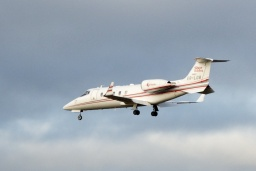 ER-LGB  Learjet 60  Nobil Air