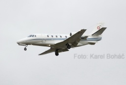 T-784  Cessna 560XL Swiss Air Force