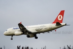 TC-JPM A320-232 Turkish Airlines