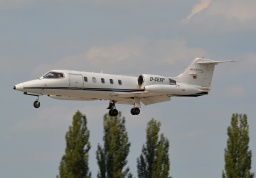 Gates Learjet 35A D-CEXP (Air Alliance Express)