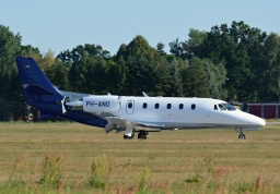 Cessna 560XL Citation XLS PH-ANO (Jet Netherlands)