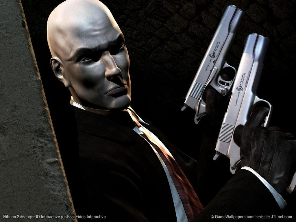 Hitman 2 Silent Assassin - VII.
