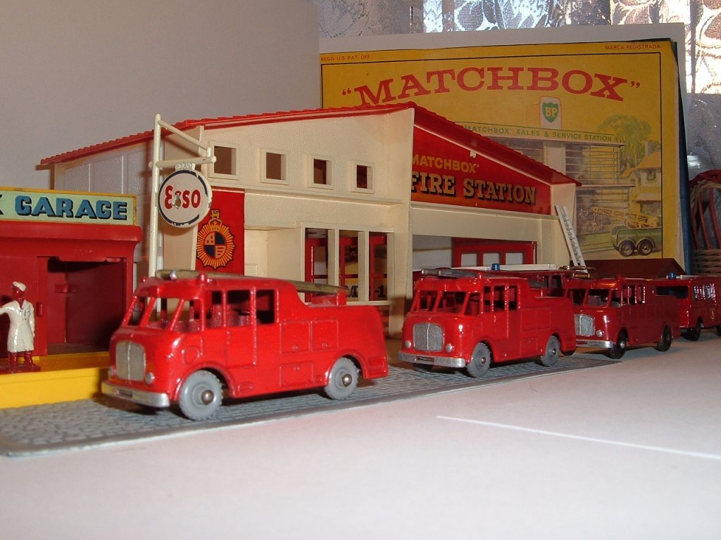 No 9 c, Merryweather Marquis Fire Engine, 1959