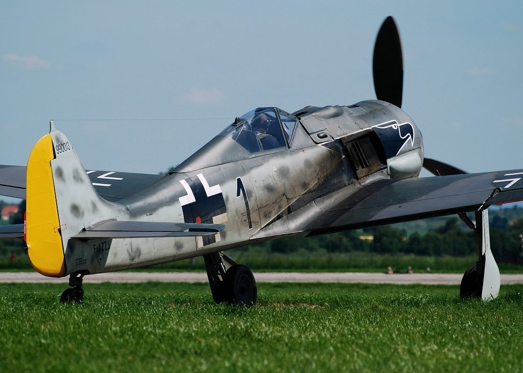 Focke-Wulf FW 190A-8N Private
