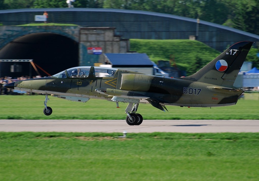 L-39 ZA Czech - Air Force