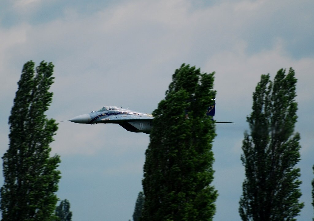 Mig-29 A HUNGARIA AIR FORCE
