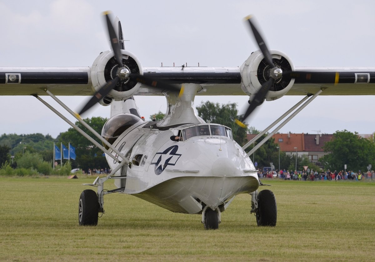 Canadian Vickers PBY-5A Catalina Aircraft Ltd.G-PBYA