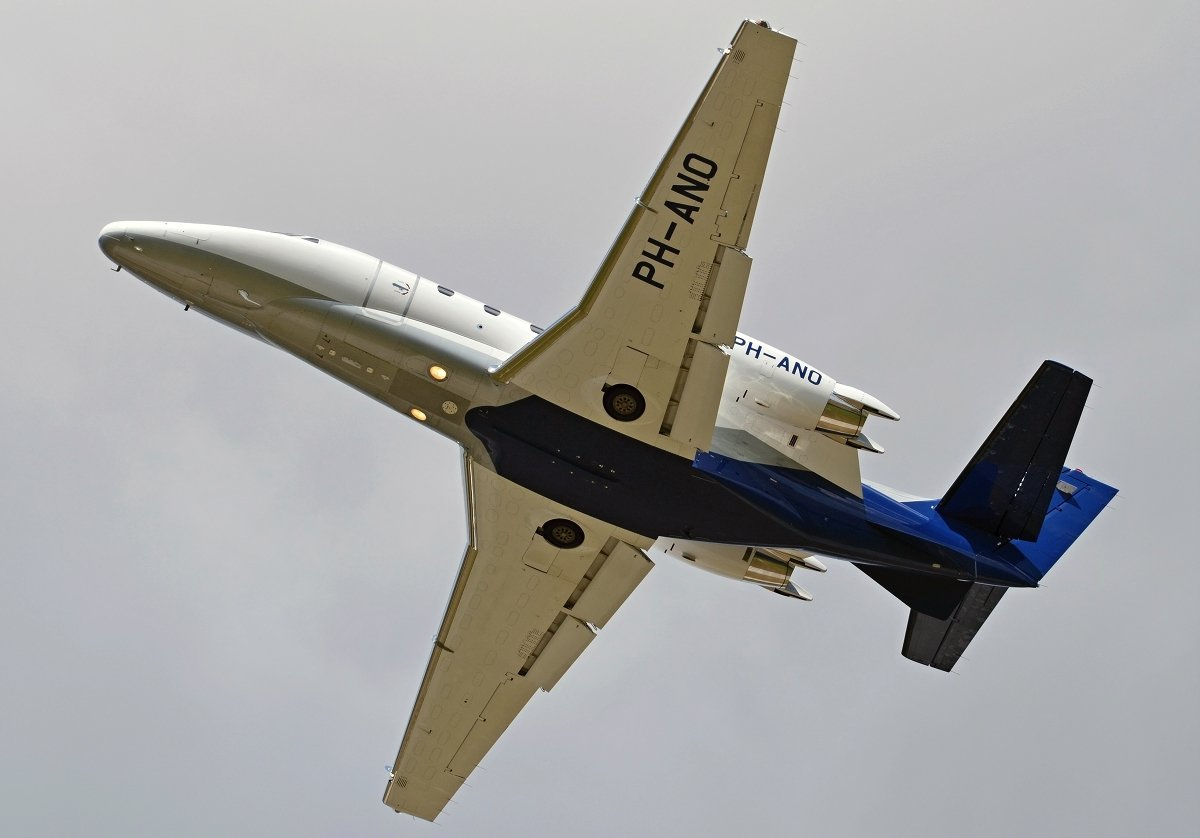 Cessna 560XL Citation XLS Jet Netherlands  PH-ANO